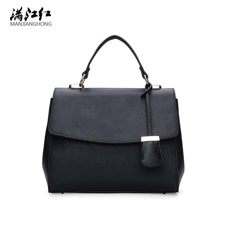 New Women Leather Handbags Shoulder Bag Womens Casual Tote Bag Female Designer Handbags High Quality Women Messenger Bags
