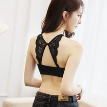 c4d961fe2a675 New Sexy Summer Tube Tops Beautiful Back Strapless Underwear Chest Wrap Woman  Seamless Intimates Women Crop