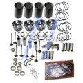 Neue 4D95S W 1 Überholung Rebuild Kit Für Komatsu 4D95S W 1F 4D95S W 1G Motor-in Motor-Umbau-Kits aus Kraftfahrzeuge und Motorräder bei