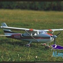 EPO Самолет RC модель ру аэроплана хобби игрушка для начинающих самолет 5 каналов размах крыльев 1410 мм 5CH CESSNA 182(есть комплект или PNP Набор rtf