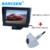 Envío Libre 4.3 Pulgadas TFT LCD de Coches Espejo Retrovisor Auto Vehículo Aparcamiento Cámara del Revés Del Monitor para la Cámara de Visión Trasera
