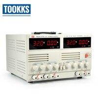 2 Каналы светодиодный дисплей 0 30 В 150 Вт Регулируемый DC Питание разработан Напряжение и ток MCH 305D II