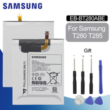 Original Battery For SAMSUNG T280 EB-BT280ABE 4000mAh For Samsung Galaxy Tab A 7.0 SM-T285 SM-T280 Replacement Tablet Battery