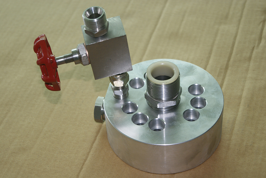 Pump Head assembly SPX400Pump Head assembly SPX400