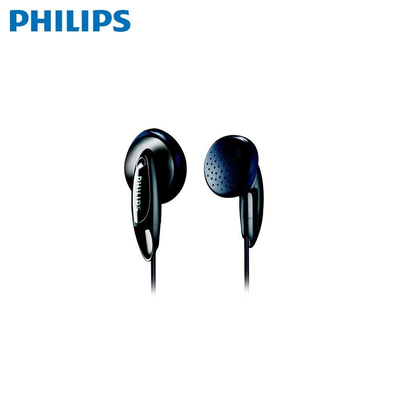 Philips SHE1350 in-ear in stock zs5 2dd 2ba hybrid in ear earphone hifi dj monito bass running sport headphone headset earbud fone de ouvid for xiomi