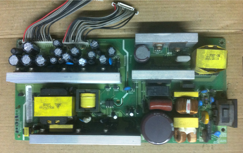 FOR LG 32LX2R-TE YP2632T power panel is used Quality assurance 42pfl9509 power panel 2300kpg109a f is used
