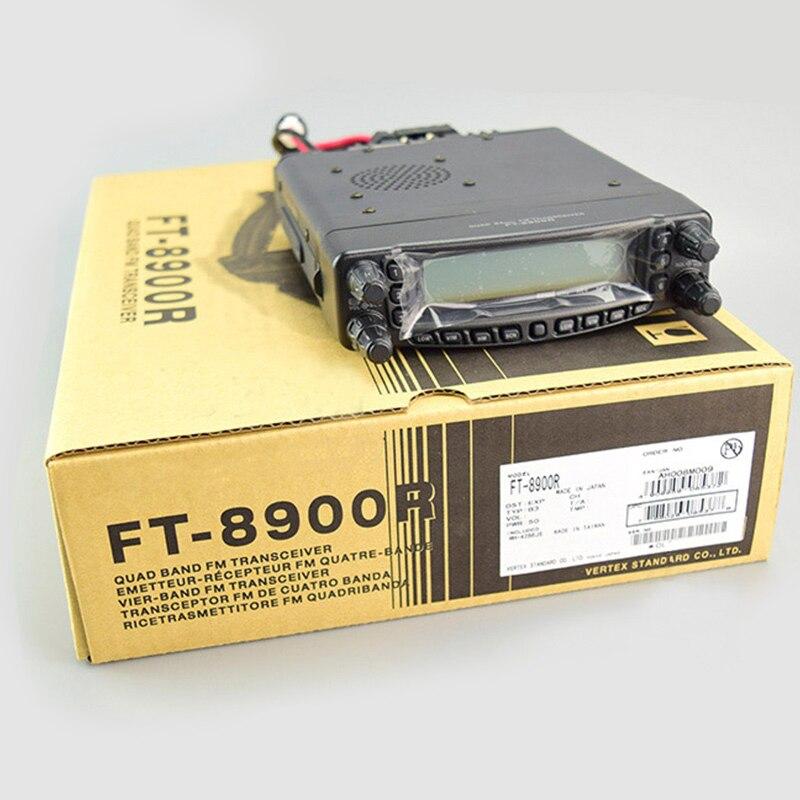 Купить с кэшбэком General YAESU FT-8900R FT 8900R Professional Mobile Car Two Way Radio / Car Transceiver Walkie-Talkie Interphone