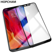 9D Kaca Pelindung Di For Xiaomi Redmi 5 Plus S2 4X 5A Redmi Note 4 4X5 5A pro Tempered Kaca Film Pelindung Layar Case(China)