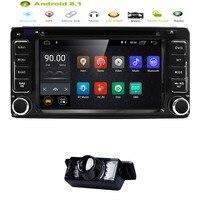 2Din Android8.1 4G CarDVD радио gps навигации универсальный для Toyota Corolla RAV 4 Camry Tundra Vios Vitz Sequoia эхо MR2