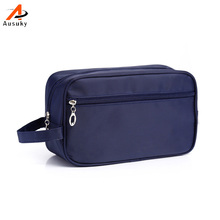 Brand Waterproof Man Unisex Portable Cosmetic Bag Travel Cos