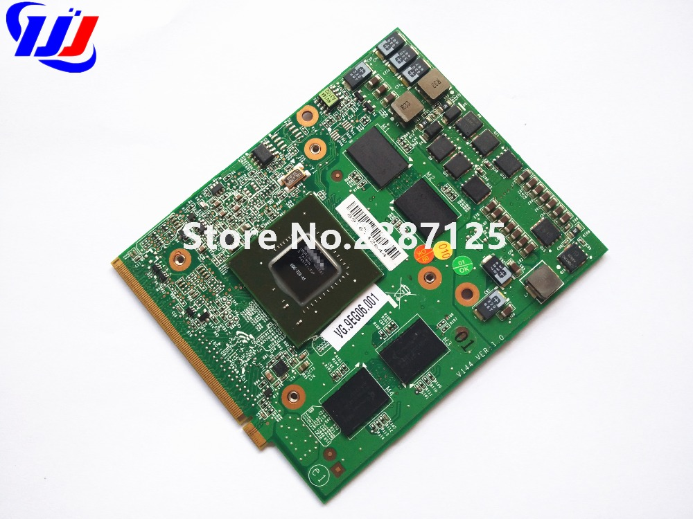 For A cer A spire 8920 8920G 8930 Notebook Graphics Video Card N vidia GeForce 9700MGT 512MB GDDR3 MXM 3 III G96 750 A1