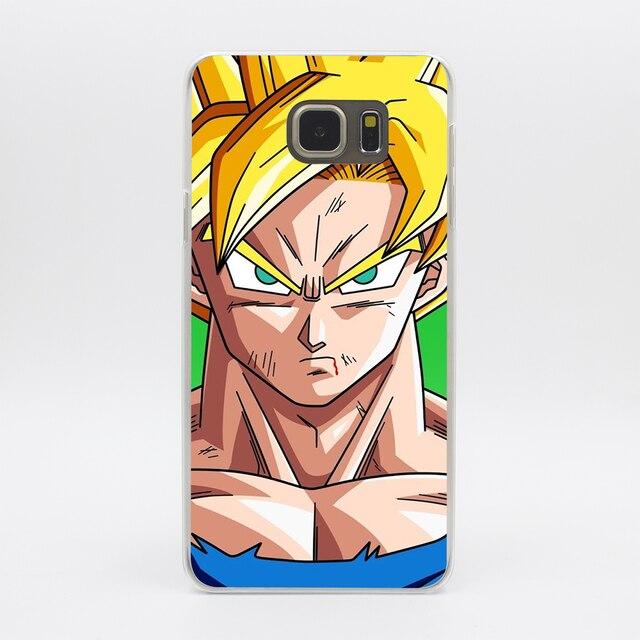 Dragon Ball Z Goku Case Cover For Samsung Galaxy