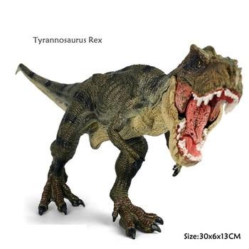 Realistic Tyrannosaurus Rex Dinosaur Toy Novelty Assorted Jumbo Plastic Toy Up to 6