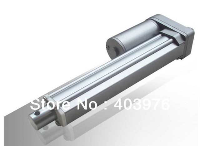 HOT/ FREE SHIPPING best quality linear actuator for  IP66 150MM stroke,max load 100KG, for car using