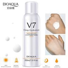 200 мл отбеливающий крем-консилер солнцезащитный изоляционный спрей водонепроницаемый V7 увлажнение содержит 7 витаминных комплексов по уходу за кожей