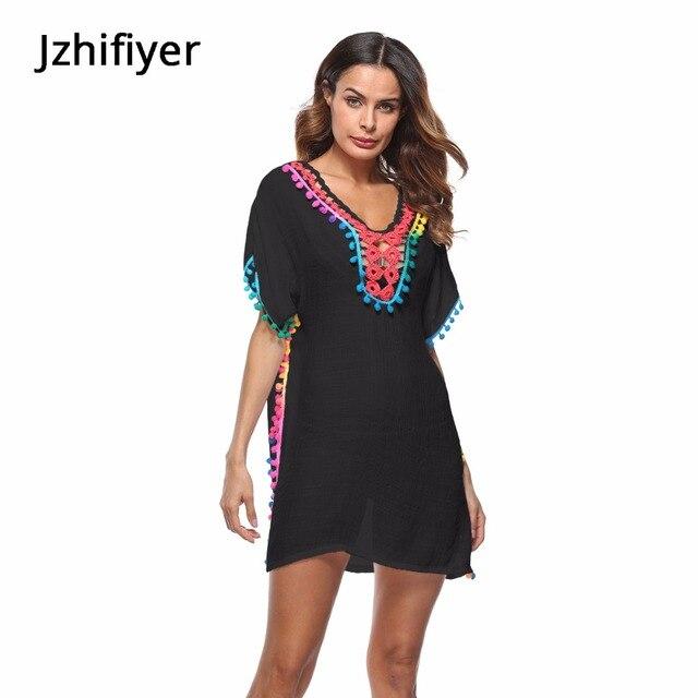 5911c68a77a5 Más barato Mini vestido de mujer kaftan una sola pieza algodón ...