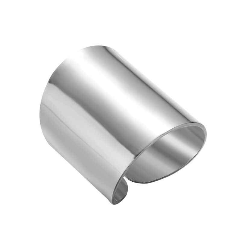 Rinhoo New แฟชั่นเรียบง่ายทองเงินแหวนเปิดแหวนนิ้วมือเครื่องประดับของขวัญผู้หญิงหญิงเครื่องประดับ