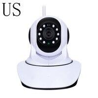 US1280 * 720 HD אלחוטי WiFi IP מעקב וידאו ביתי מצלמה בייבי מוניטור שיא כרטיס TF אודיו מצלמה 5 V 1.5A