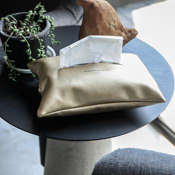 PU nordycki kreatywny papier schowek na ręczniki torba prosty luksusowy duży nocny samochód zestaw papieru do przechowywania pojemnik organizator Home Decor tanie i dobre opinie SAFEBET 6 drutu Salon Torby do przechowywania Zaopatrzony Ekologiczne Składane Other Torby kompresji typu Trójwymiarowy typu