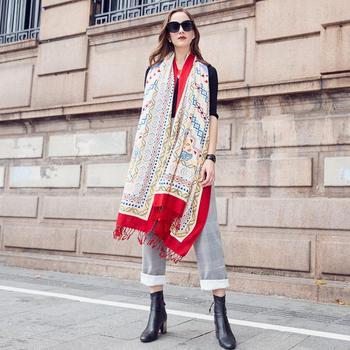 Wollschals Für Herren   2019 Neue Mode Winter Schal Für Frauen Männer Allgemeinen Baby Schal Verdickt Wolle Kragen Schals Jungen Mädchen Hals Schal Baumwolle Unisex