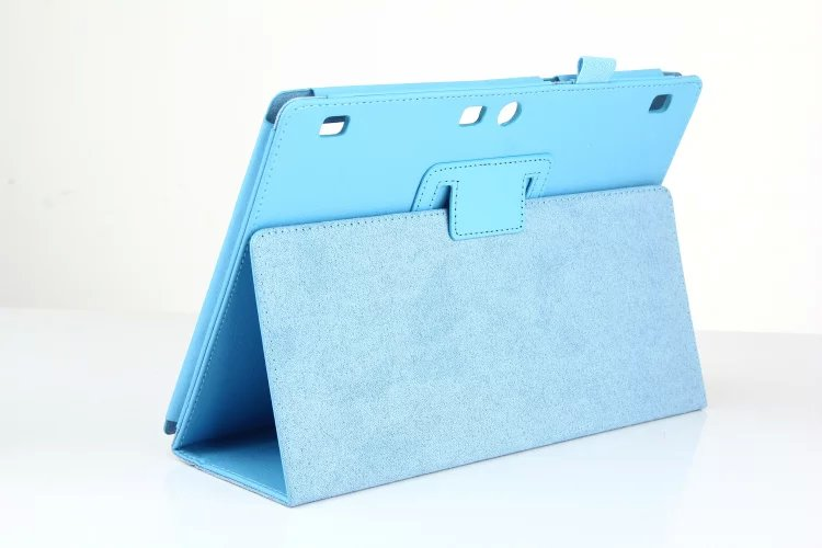 New case for lenovo Tab2 A10 70 smart Flip leather case cover for lenovo tab 2 a10-70 A10-70F A10-70L tablet 10.1''