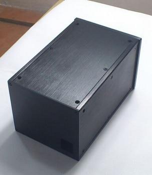 DYT Full Aluminum Enclosure amplifier case /Preamp box/ PSU chassis DIY
