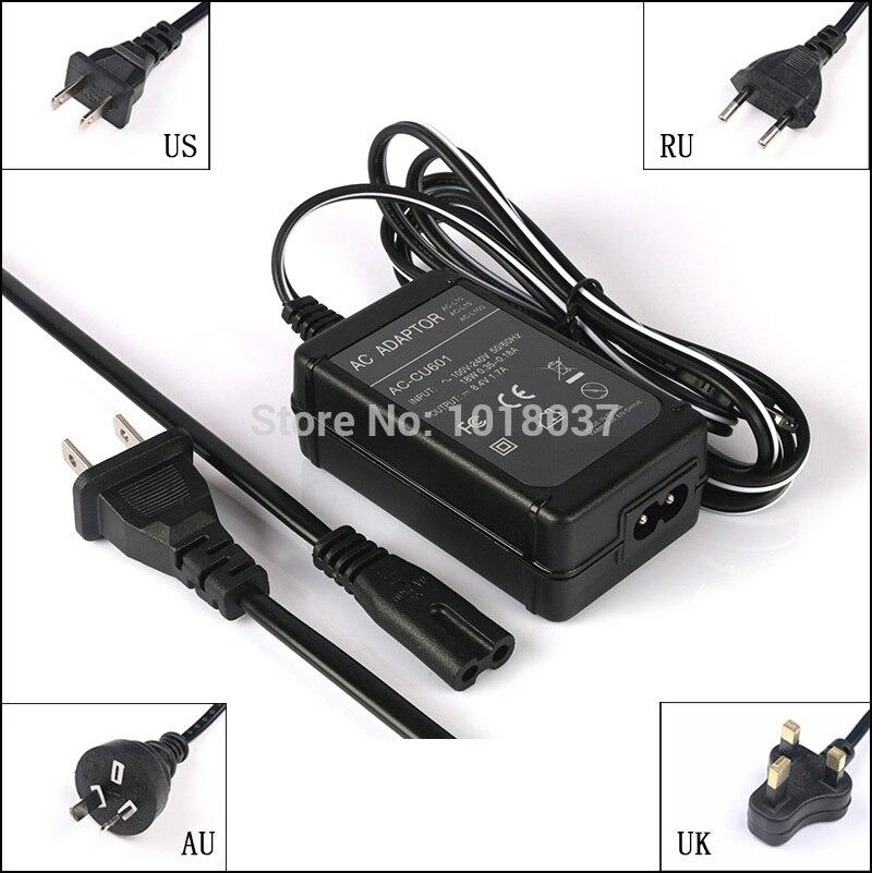 Адаптер переменного тока зарядное устройство для Sony HDR-HC1 HDR-SR1 DSR-PDX10P DSR-PD100A DSR-PD150 DSR-PD170
