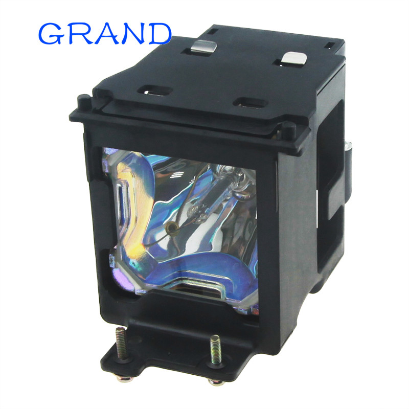 Factory sale ET-LAE500 Replacement for PANASONIC PT-L500U PT-AE500 PT-L500U AE500U Projector Lamp/Bulb with housing HAPPY BATE projector lamp bulb et lap770 etlap770 lap770 for panasonic pt px770 pt px770nt pt px760 pt px860 pt 870ne with housing