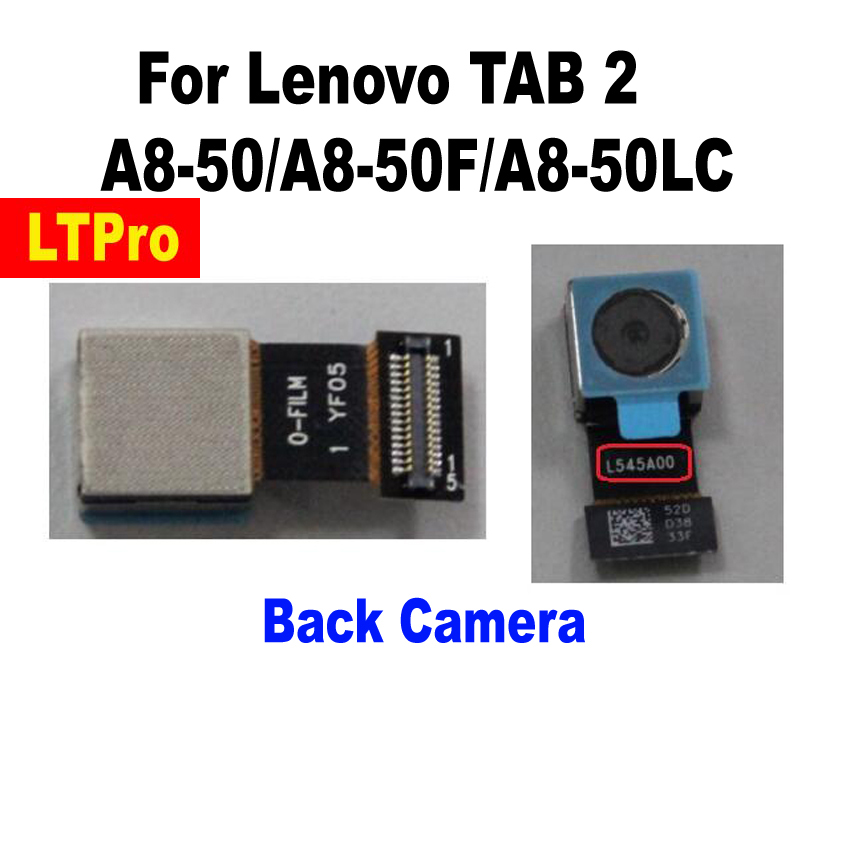 LTPro High Quality Big Rear Back Camera Module For Lenovo TAB 2 A8-50/A8-50F/A8-50LC Phone parts With Track CodeLTPro High Quality Big Rear Back Camera Module For Lenovo TAB 2 A8-50/A8-50F/A8-50LC Phone parts With Track Code
