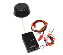 MINI 5.8G 600MW 32 channels FPV wireless AV Transmitter M6TS32 with mushroom antenna spare parts for RC Drone kvadrokopter