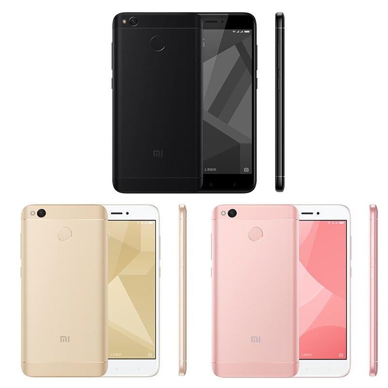 Original Xiaomi Redmi 4X 4 X 2GB RAM 16GB ROM SmartPhone
