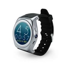 Neue Mode 1,3 Zoll 320*300 Smartwatch Z06 Android 5.1 OS smart watch telefon unterstützung 3g wifi gps sim wcdma herz Rate