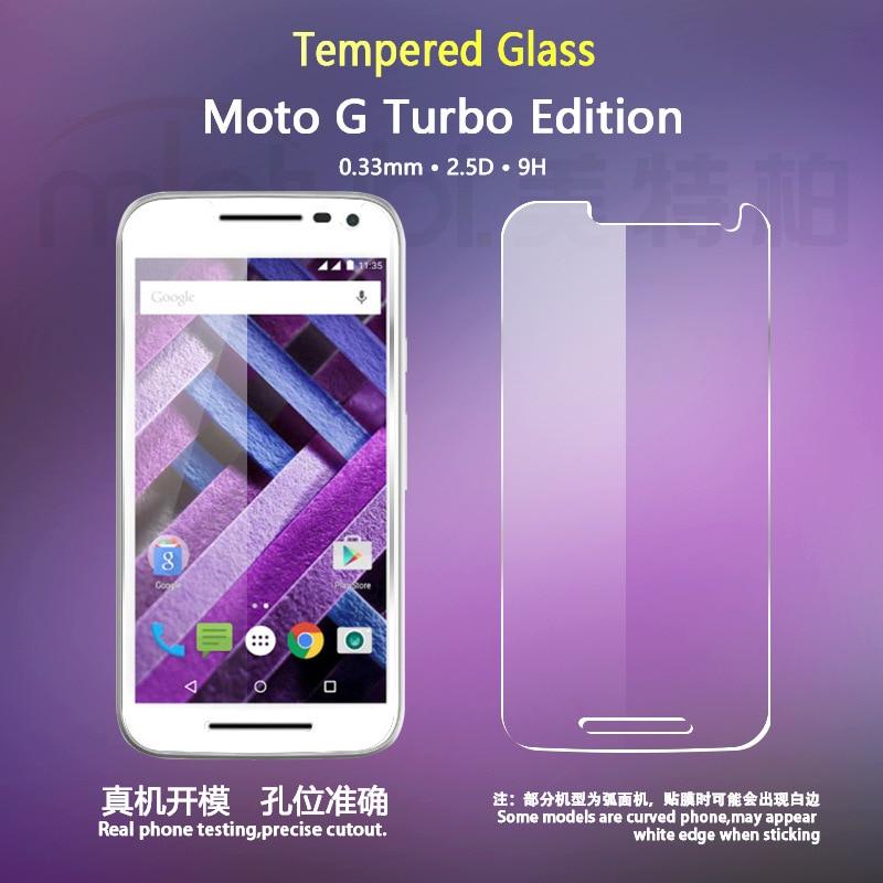 for Motorola Moto G 3rd Gen 3 2015 XT1540 XT1550 2.5D 9H Tempered Glass Screen Protector BAG glass Film for moto G3 XT1552