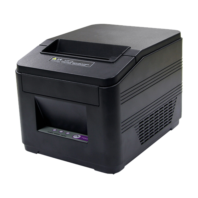 80mm auto cutter thermal receipt printer thermal bill printer POS printer with usb+Serial / Ethernet interface serial port best price 80mm desktop direct thermal printer for bill ticket receipt ocpp 802