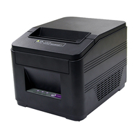 80mm Auto Cutter Thermal Receipt Printer Thermal Bill Printer POS Printer With Usb Serial Ethernet Interface