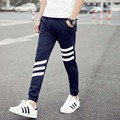 Men Casual Pants Hot Sale Quality Printing Star Hiphop Harem Sweatpants  Trousers Slim Army Mens Joggers