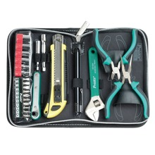 Pro'skit PK-2076B  home handy tool kit Deluxe Basic Tool Kit Metric Size