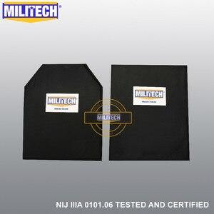 MILITECH NIJ Level IIIA 3A 11'