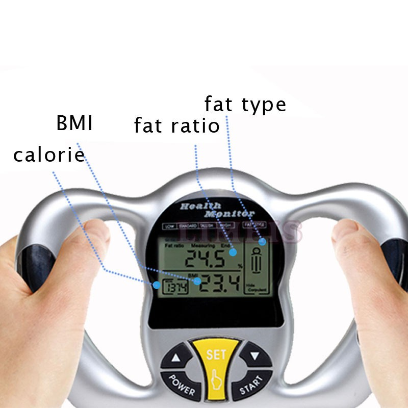 body health monitor 4