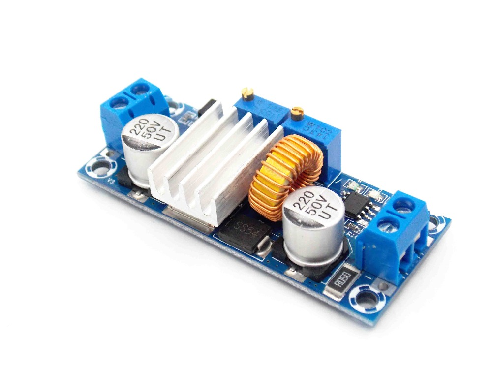 XH-M130 constant current constant voltage power supply module 5A voltage regulator module voltage regulator module lithium batte