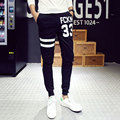 Mens Joggers New Fashion Slim Fit Skinny Sarouel Sweatpants Harem Pants Men Sweat Trousers Tracksuit Bottoms