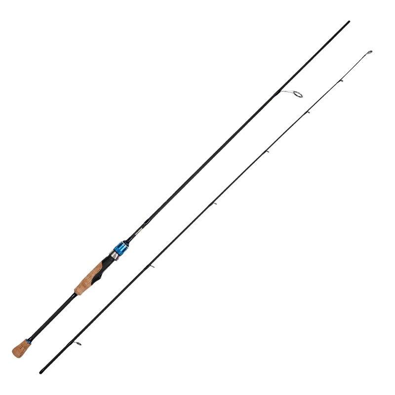 2018 canne à pêche en mer azj 1.98 m 2.1 m ul tige ultra douce