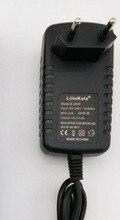 Liitokala 12V 2A adapter power supply monitor door DC 5.5 * 2.1mm European plug US