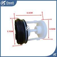 1 шт. для фильтр стиральной машины дренажный насос крышка фильтра для сточных вод