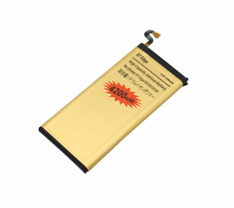 Gold-Battery S7-Edge Replacement 1x3900mah G9350 Samsung Galaxy For G935/G935f/G935a/..
