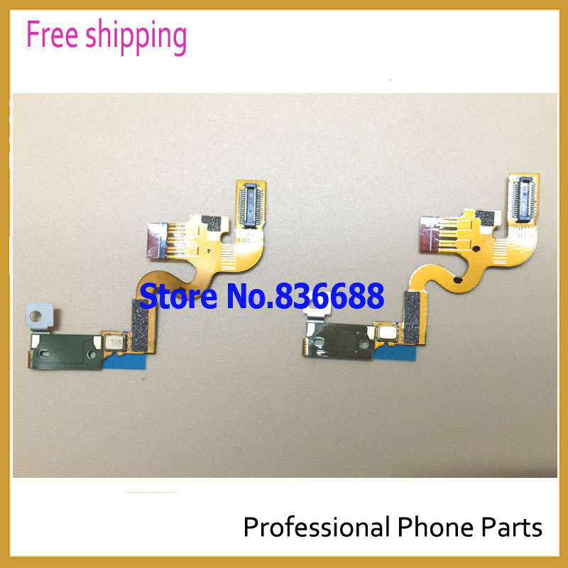 Original new For Motorola Droid Ultra XT1080 Microphone Mic Flex Cable Replacement In Mobile Phone Parts