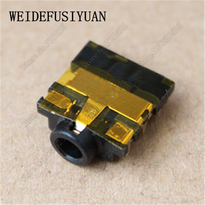 US $7 0 |Audio Headphone Microphone Jack Socket Connector for Lenovo  ThinkPad X220 X220I X220T X230 X230I X230T-in Computer Cables & Connectors  from