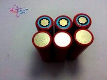 Pçs e lote Original Nova Sanyo 18650 Li-ion Recarregável 2600 Mah Frete Grátis