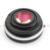 Adjuste Abertura Reforço Velocidade Redutor Focal Lente Anel Adaptador Terno Para canon e. o. s para sony nex para 5 t 3n vg900 a7 a5100 A6000
