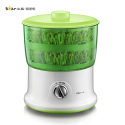 Roti maker machine double-layer automatic sprinkler household bean sprout machine